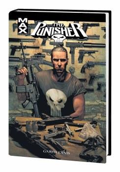 Punisher Max By Garth Ennis Omnibus HC VOL 01 (Mr)