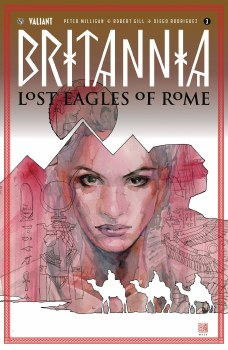 Britannia Lost Eagles of Rome #3 (of 4) Cvr A Mack