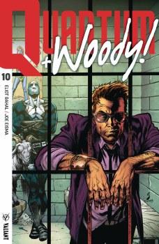Quantum & Woody (2017) #10 Cvr B Ultra Foil Shaw