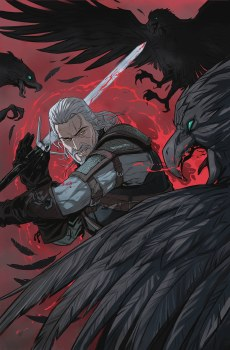 Witcher #4 of Flesh & Flame