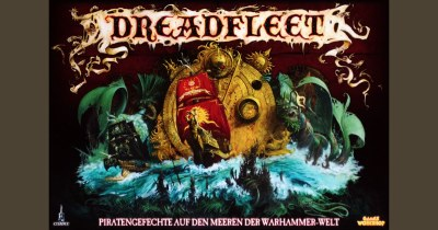 Dreadfleet Deutsch