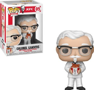 Funko POP! Icons: KFC Colonel Sanders