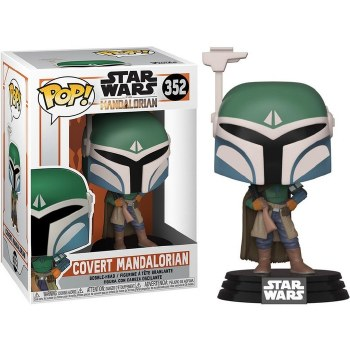 Funko POP! Star Wars: Mandalorian Covert Mandalorian
