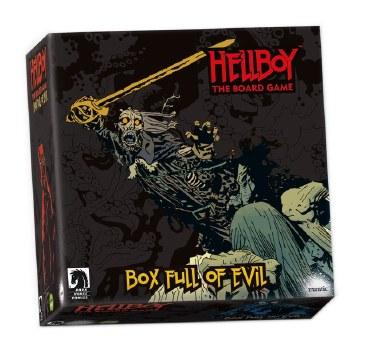 Hellboy: Box Full Of Evil Expansion English