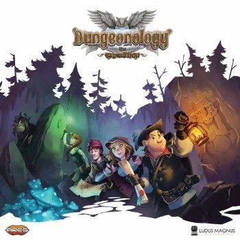 Dungeonology - The Expedition EN