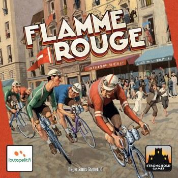 Flamme Rouge EN