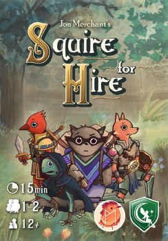 Squire for Hire English