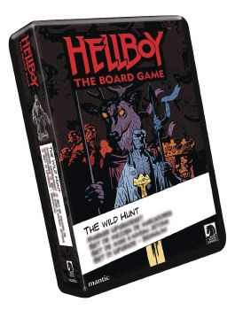 Hellboy Wild Hunt Expansion English