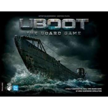 U-Boot The Board Game English
