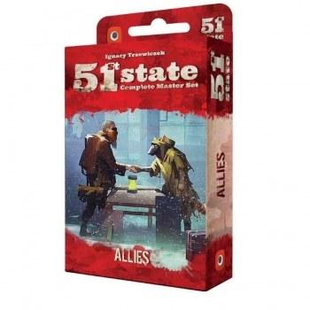 51st State: Master Set Allies Expansion English