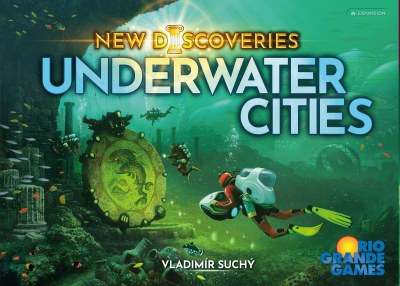 Underwater Cities: New Discoveries English