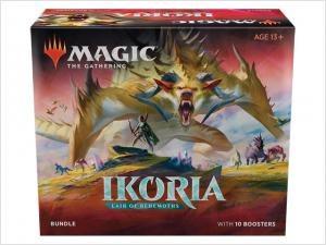 Magic Ikoria Lair of Behemoths Bundle EN