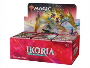 Magic Ikoria Reich der Behemoths Booster Display DE