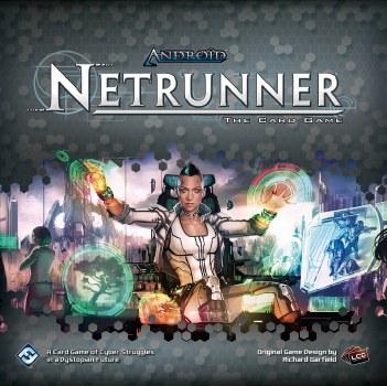 Android Netrunner LCG (ADN49) Revised Core Set English