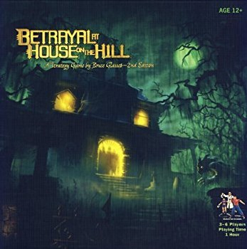 Betrayal at House on the Hill English