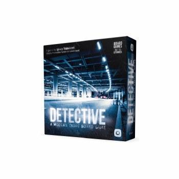 Detective A Modern Crime Boardgame EN