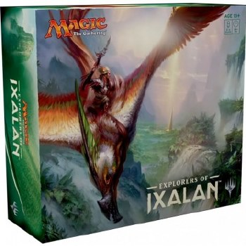 Magic Explorers of Ixalan Englisch