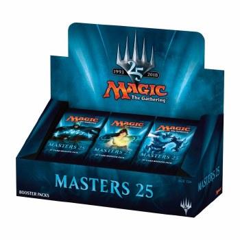 Magic Masters 25 Display EN