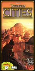 7 Wonders Cities Expansion English