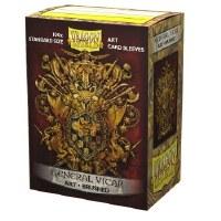 Dragon Shield Art Sleeves Lane Thunderhoof Standard (100)