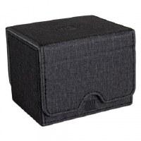 Blackfire Convertible Deck BoxHorizontal 100+ Standard Black