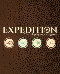 Expedition - The RPG Card Game English