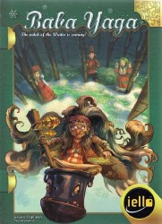 Baba Yaga The witch of the Winter is coming! English