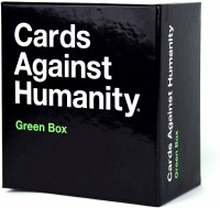 Cards Against Humanity Green Box English
