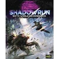 Shadowrun Sixth World Beginner Box English