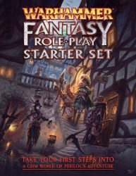 Warhammer Fantasy Role Play Starter Set English