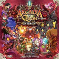 Arcadia Quest Inferno English