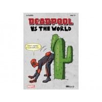 Deadpool vs The World English