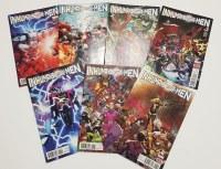 Inhumans VS X-Men 0-6