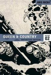 Queen & Country Definitive Ed TP VOL 02 (Mr)
