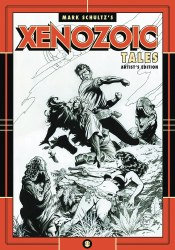 Mark Schultz Xenozoic Tales Artist Ed HC