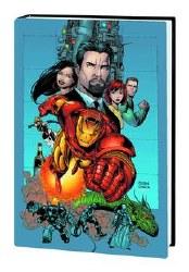Iron Man By Kurt Busiek and Sean Chen Omnibus HC