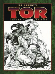 Joe Kubert Tor Artist Ed HC (Net) (C: 0-0-1)