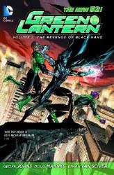 Green Lantern TP VOL 02 Revenge of Black Hand (N52)
