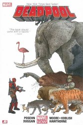 Deadpool By Posehn and Duggan HC VOL 01
