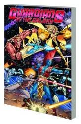Guardians of Galaxy By Jim Valentino TP VOL 01