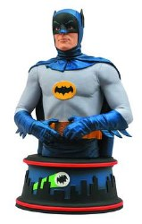 Batman 1966 Batman Bust (O/A)
