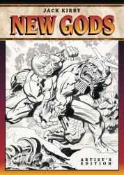 Jack Kirby New Gods Artist Edition HC