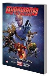 Guardians of Galaxy TP VOL 01 Cosmic Avengers