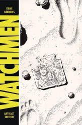Dave Gibbons Watchmen Artifact Edition HC