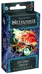 Android Netrunner LCG (ADN19) Up and Over Exp. EN