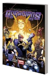 Guardians of Galaxy TP VOL 02 Angela
