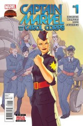 Captain Marvel and Carol Corps #1