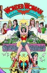 Wonder Woman By George Perez Omnibus HC