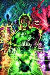 Green Lantern a Celebration of 75 Years HC