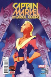 Captain Marvel and Carol Corps #3